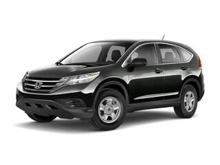 2012 Honda CR-V LX AWD SUV