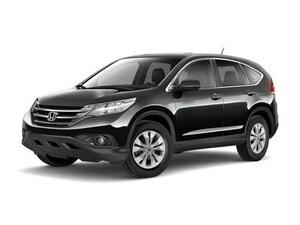 2012 Honda CR-V EX AWD