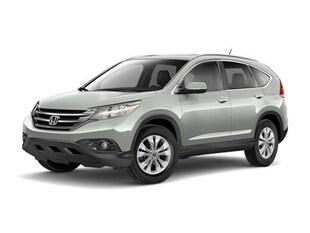 2012 Honda CR-V EX-L AWD SUV