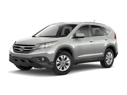2012 Honda CR-V AWD 5dr EX-L SUV