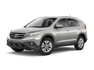 Discounted 2012 Honda CR-V EX-L AWD SUV for sale near you in Roanoke, VA