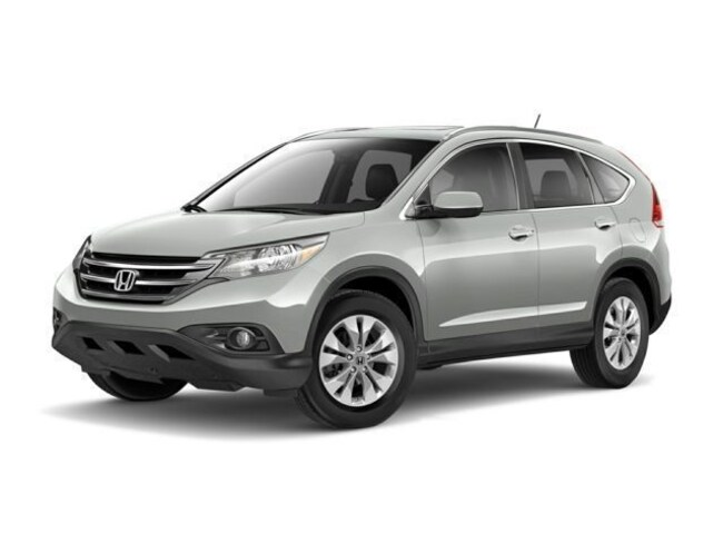 2012 Honda CR-V EX-L AWD SUV For Sale in Swanzey NH