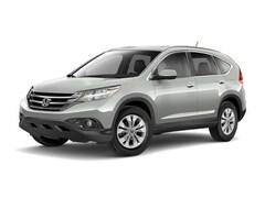 2012 Honda CR-V EX-L AWD w/RES SUV