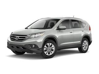 2012 Honda CR-V EX-L SUV