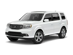 Bargain Used 2012 Honda Pilot EX-L SUV for sale near Hartford