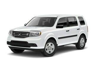 Bargain 2012 Honda Pilot LX ONE OWNER AND RUNS GREAT MUST SEE SUV H2952A for sale near you in Ardmore, OK