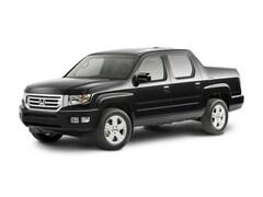 2012 Honda Ridgeline RTL w/Leather Truck Crew Cab