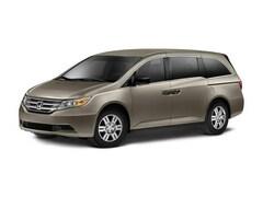 2012 Honda Odyssey LX Van