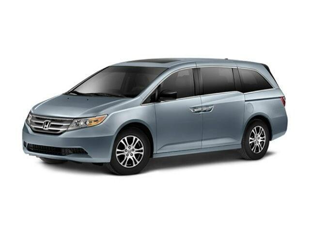 2012 Honda Odyssey EX-L w/RES Van