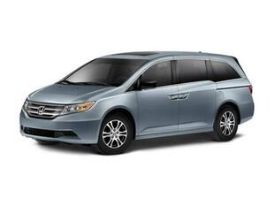 2012 Honda Odyssey EX-L EX-L w/RES