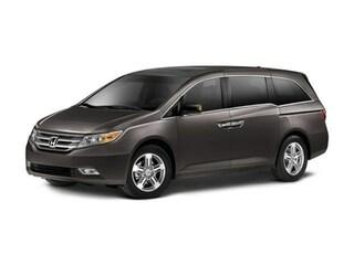 2012 Honda Odyssey Touring Mini-Van