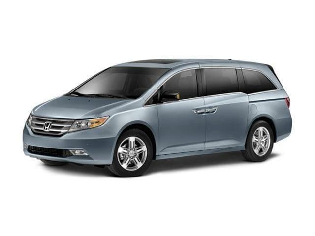 2012 Honda Odyssey Touring Elite Minivan/Van
