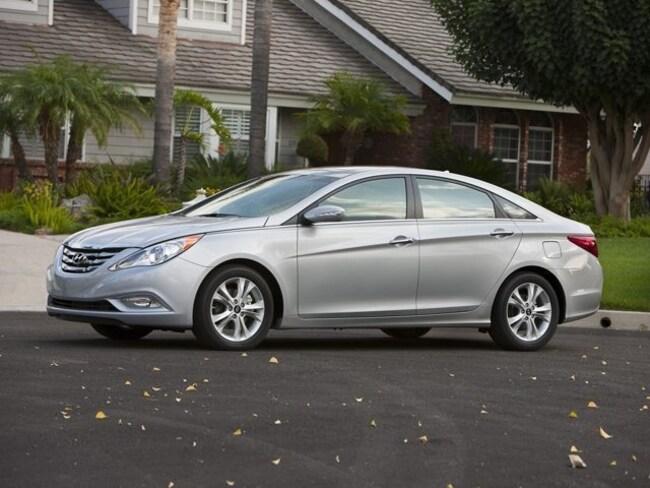 Used 2012 Hyundai Sonata GLS 95809 miles Stock 33622A VIN 5NPEB4AC6CH361529