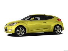 2012 Hyundai Veloster Base w/Gray (M6) Hatchback