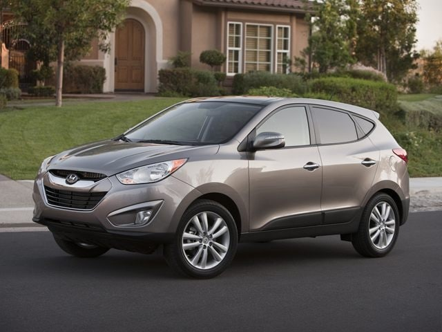 2012 Hyundai Tucson GLS All-wheel Drive