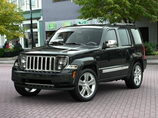 Perfect 2012 Jeep Liberty Limited Jet Edition 4x4 SUV