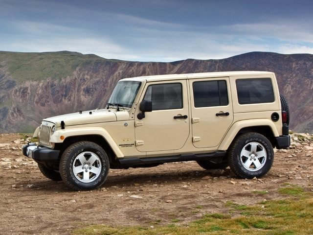 Lovely Used 2012 Jeep Wrangler Unlimited Sport SUV In Bangor