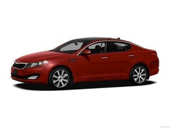 Used 2012 Kia Optima EX Turbo Sedan 5XXGN4A68CG009672 for sale in Laurel