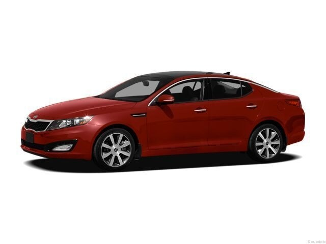 2012 Kia Optima EX Turbo Sedan