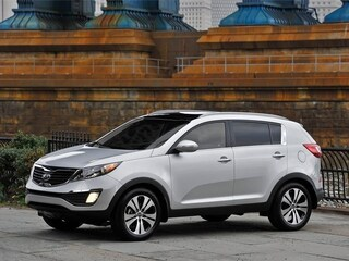 Picture of a  2012 Kia Sportage SUV For Sale In Lowell, MA