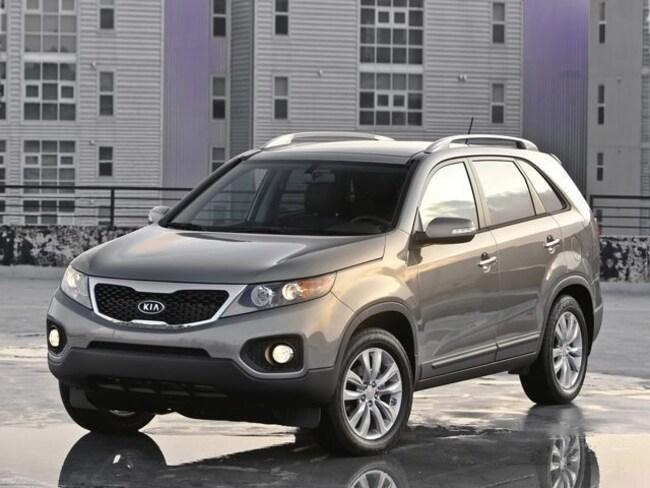 2012 Kia Sorento EX (A6) SUV For Sale in Swanzey NH