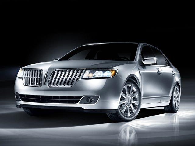 2012 Lincoln MKZ 4DR SDN AWD w/Navigation Sedan