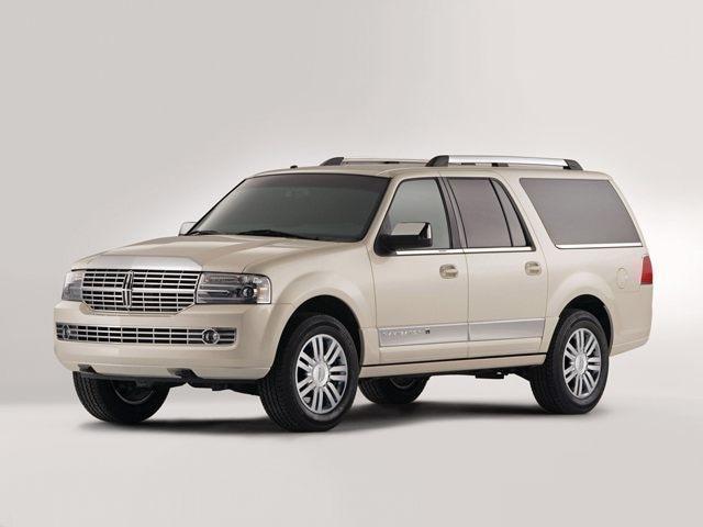 2012 Lincoln Navigator L SUV