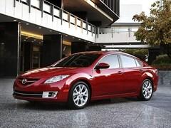 2012 Mazda Mazda6 i Sport Sedan