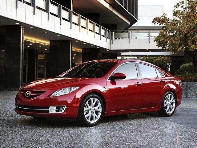 2012 Mazda Mazda6 I Touring Sedan