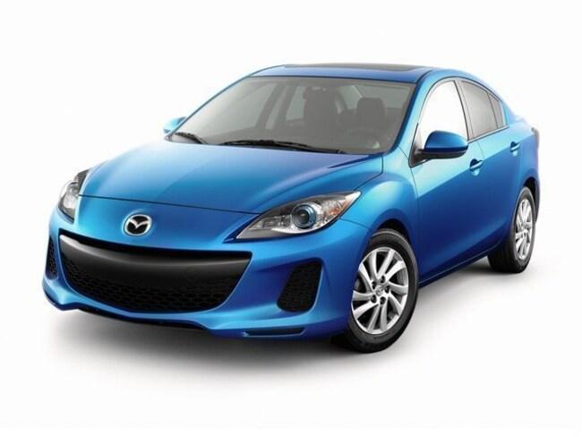 2012 Mazda Mazda3 i Grand Touring (A6) Sedan