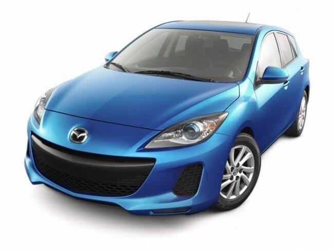 2012 Mazda Mazda3 Hatchback s Touring Car