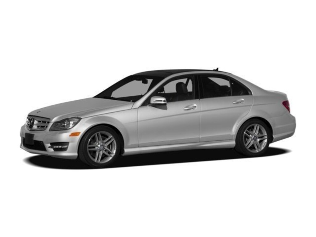 2012 Pre Owned Mercedes Benz C Class Sedan C 300 4matic For