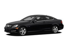 Used 2012 Mercedes-Benz C-Class C 250 Coupe serving Norfolk