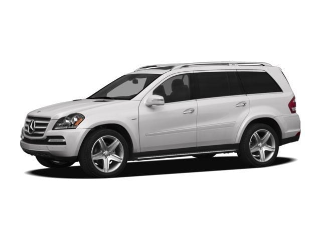 Pre Owned 2012 Mercedes Benz GL Class GL 550 4MATIC SUV For Sale