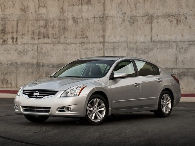 Used 2012 Nissan Altima 2.5 Sedan near Greensboro