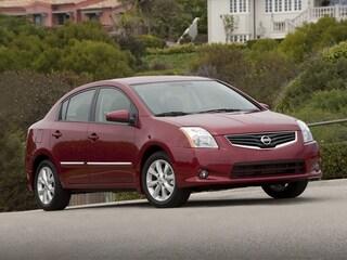 2012 Nissan Sentra 2.0 SL Sedan