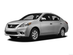 2012 Nissan Versa 1.6