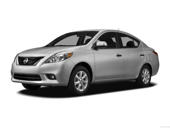 Used 2012 Nissan Versa For Sale Salina Ks