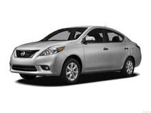 2012 Nissan Versa SV Sedan