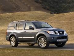 2012 Nissan Pathfinder 2WD  V6 S
