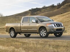 2012 Nissan Titan Truck Crew Cab