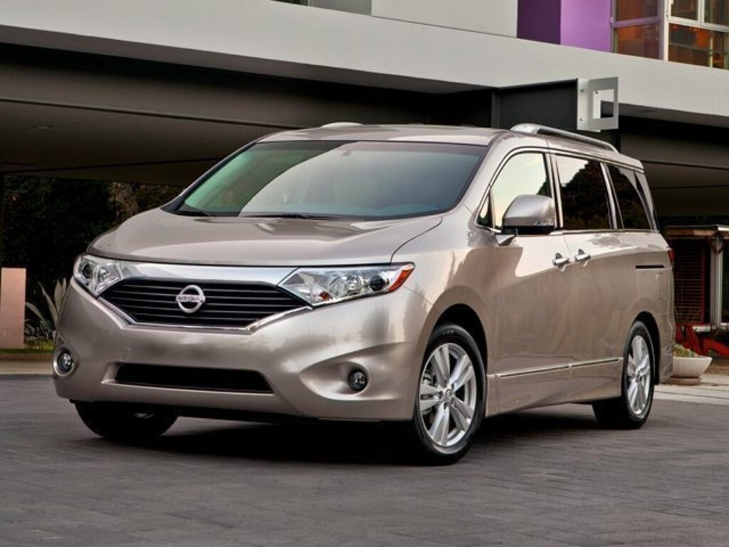Used 2012 Nissan Quest 3 5 S in Bowling Green KY | VIN:
