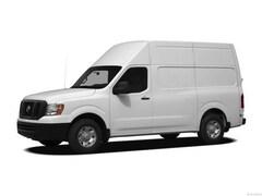 2012 Nissan NV2500 HD S High Roof Cargo Van