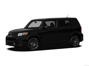 2012 Scion xB Base Wagon