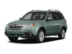 Used 2012 Subaru Forester 2.5X SUV in Pittsburgh