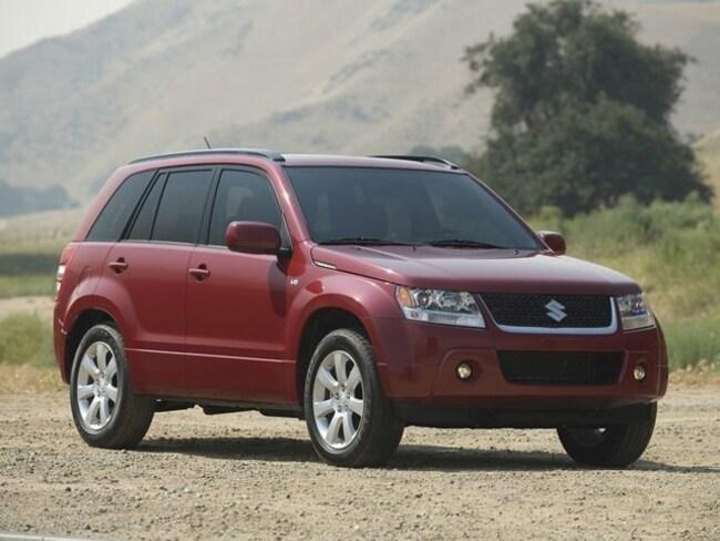 2012 Suzuki Grand Vitara Limited (A4) SUV