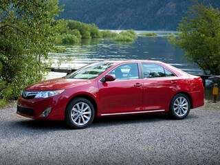 Used 2012 Toyota Camry XLE Sedan in Easton
