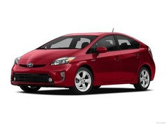 Used 2012 Toyota Prius Three Hatchback in Dallas, TX