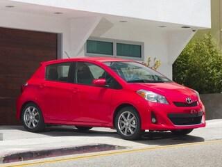 2012 Toyota Yaris 5-Door Liftback