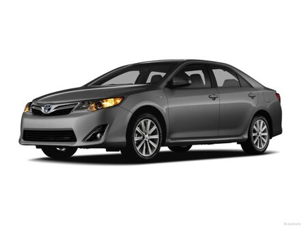 Featured Pre-Owned 2012 Toyota Camry Hybrid XLE Sedan for sale near you in Albuquerque, NM